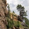 Montagne rocciose nostrane