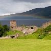 Arcobaleno su Loch Ness