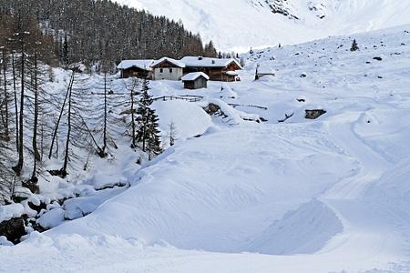 Valle di Lazins