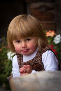 La piccola Annika